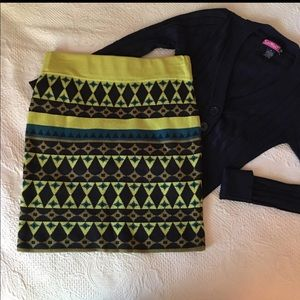 Anthropologie Chelsea & Violet skirt Sz medium
